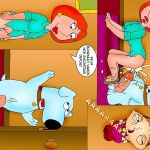 Family Guy – Dog Problem – HQ Comics