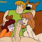 Scooby-Doo Cartoon Comics Valley