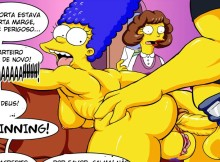WELCOME TO SPRINGFIELD – THE SIMPSONS – COMICS