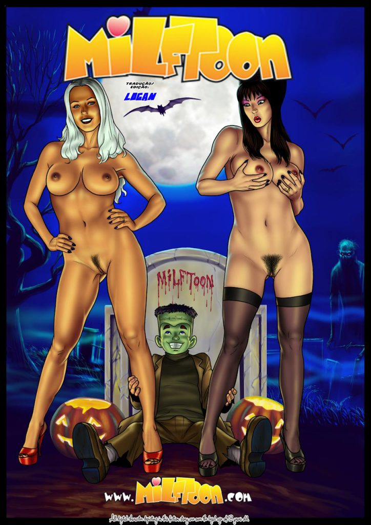 Milftoon – Fright Night  (1)